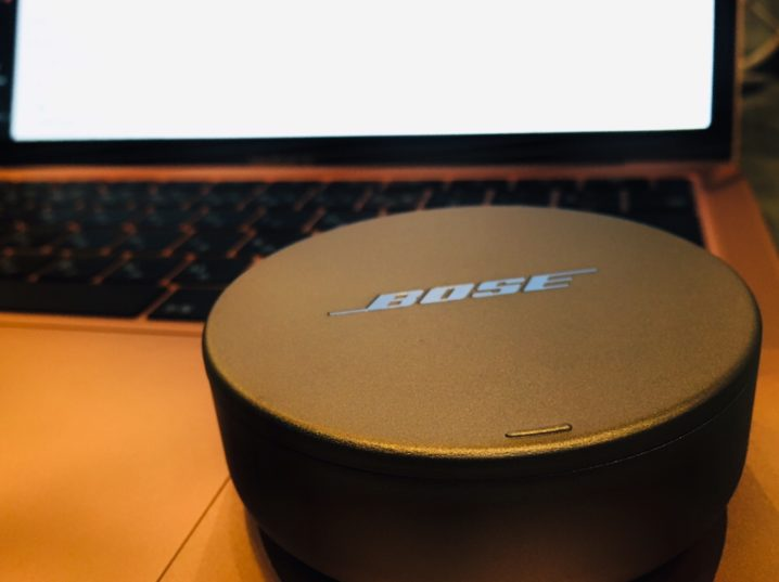 bose noise masking sleeping budsの画像
