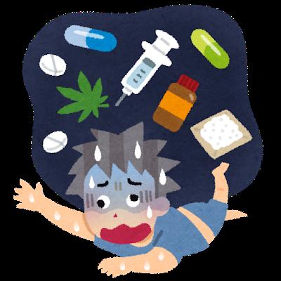 薬物中毒・ギャンブル中毒